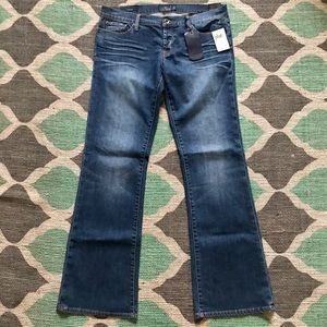 Lucky Brand NWT Lil Maggie Jeans Sz 14/32 Long